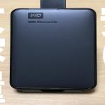 【4TBで1万3千円!?】WD Elements Portableをレビュー【外付HDD】